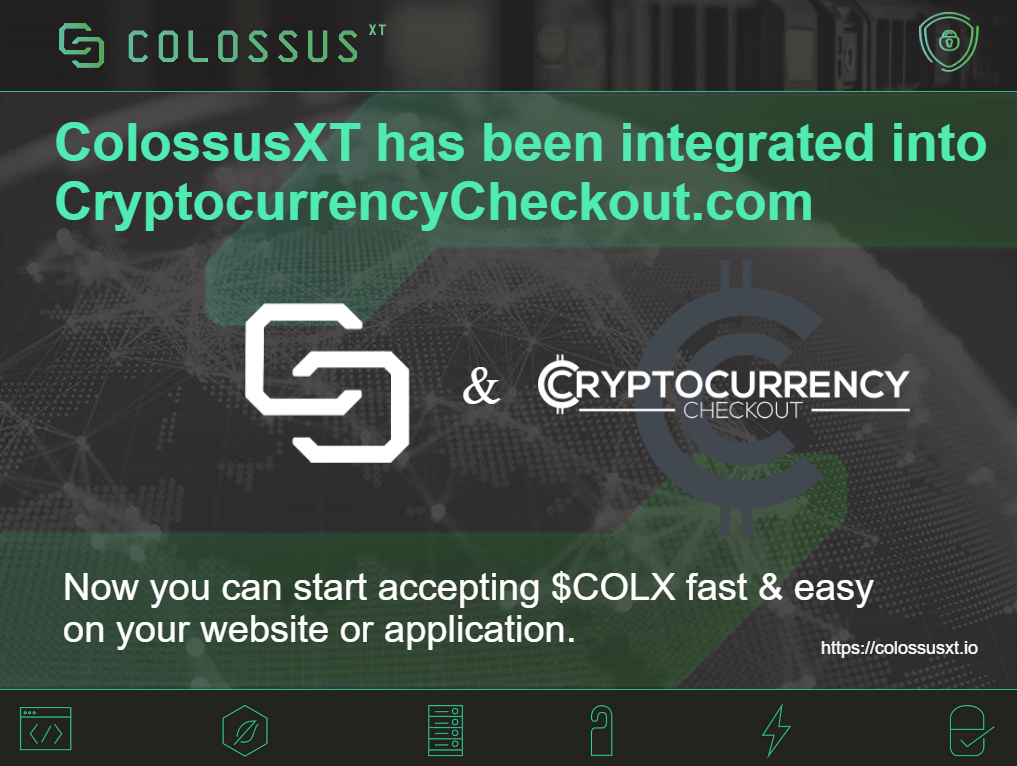 Cryptocheckout Announcement